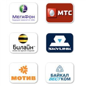 Операторы сотовой связи Старого Шайгово
