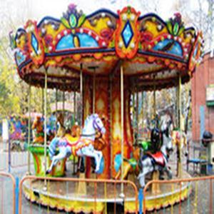 Парки культуры и отдыха Старого Шайгово