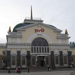 Железнодорожные вокзалы Старого Шайгово